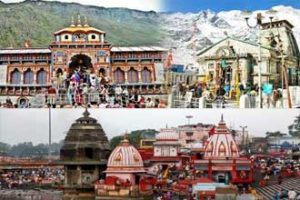 Kedarnath Badrinath From Haridwar