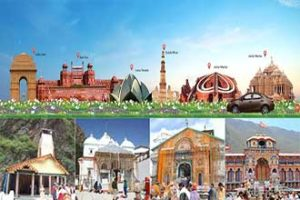 Chardham Yatra Package From Delhi 2019