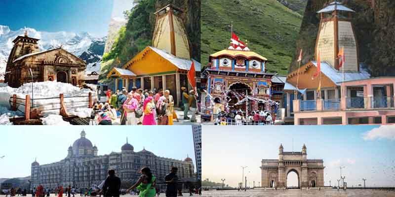 Chardham Yatra From Mumbai