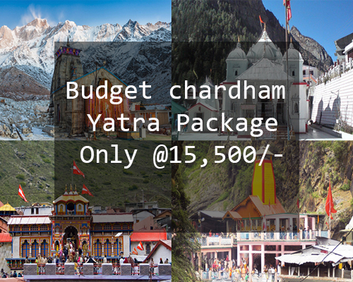 Budget Chardham Yatra Package
