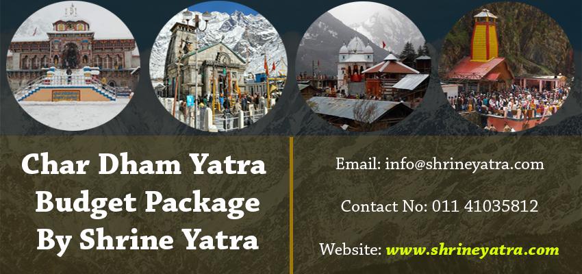 Budget Chardham Yatra