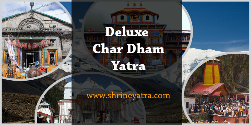 Deluxe Chardham Yatra