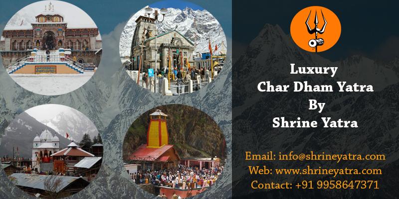 Luxury Chardham Yatra