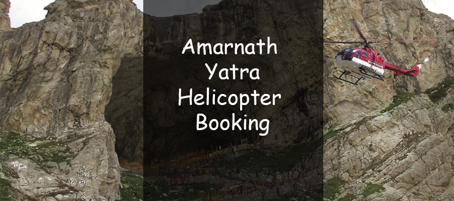 Amarnath Helicopter Booking
