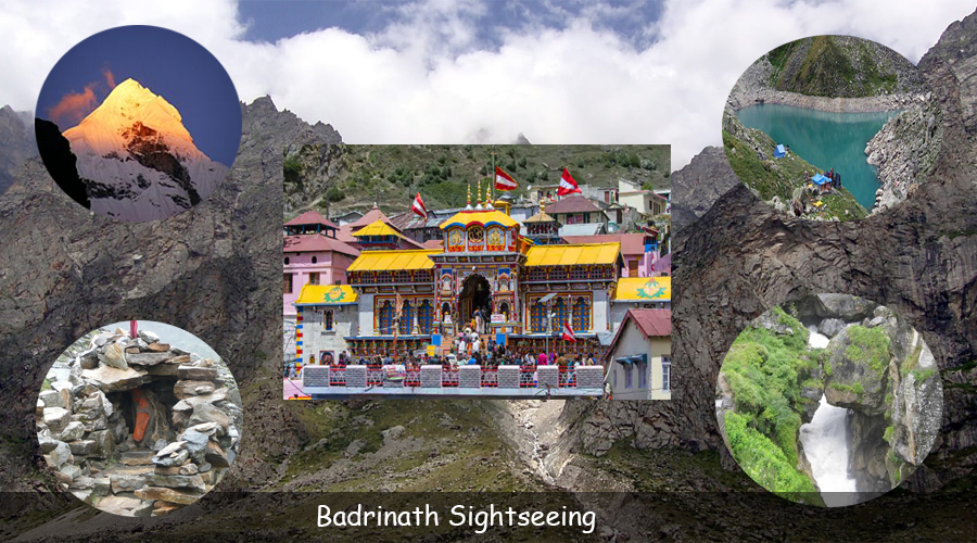 Badrinath Sightseeing