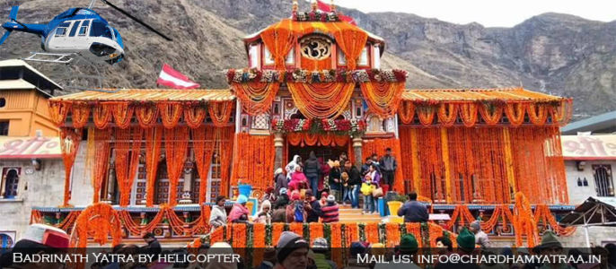 Badrinath-Yatra-By-Helicopter