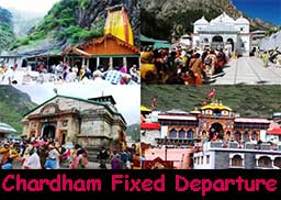 Chardham Fixed Departure 2019