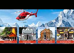 Chardham Yatra By Helicopter 2019