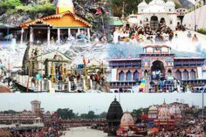 Chardham Yatra From Haridwar