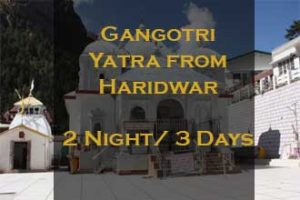 Gangotri Package From Haridwar