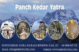 Panch Kedar Yatra Package