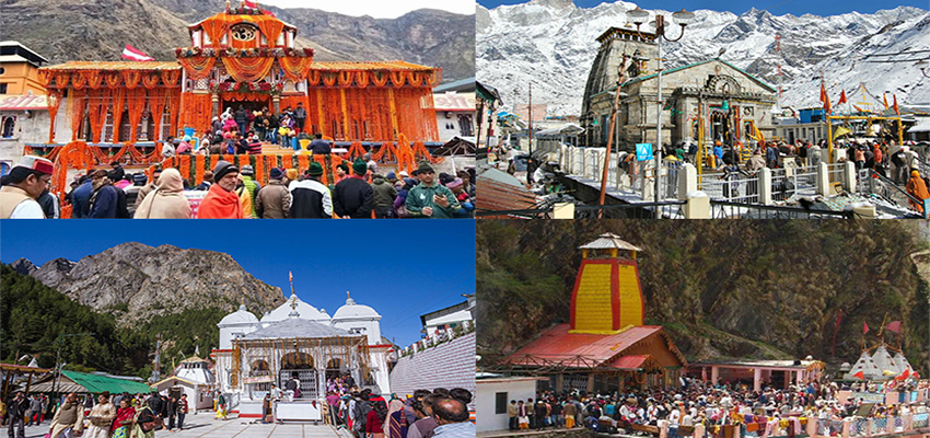 Chardham Yatra from Varanasi 2020, Chardham Package from Varanasi