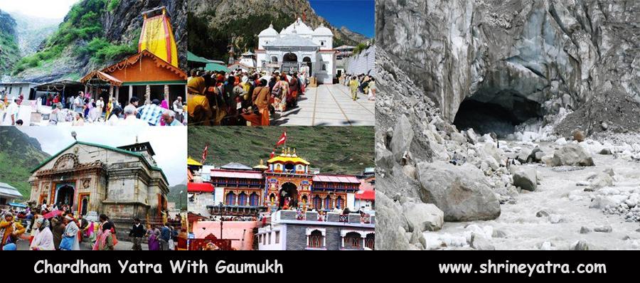 Chardham Yatra With Gaumukh