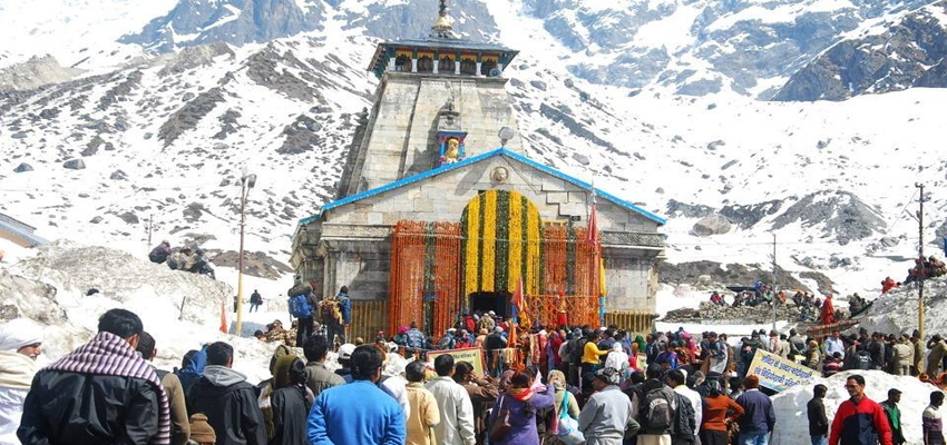 Kedarnath Pooja Booking