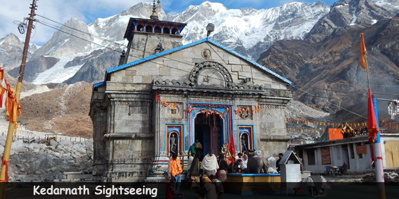 Kedarnath Sightseeing