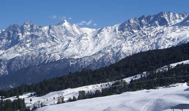 Auli Package from Haridwar