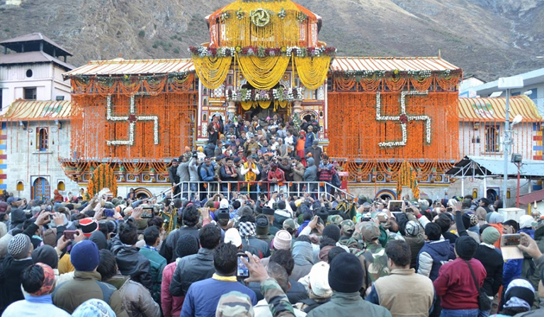 How to Reach Badrinath