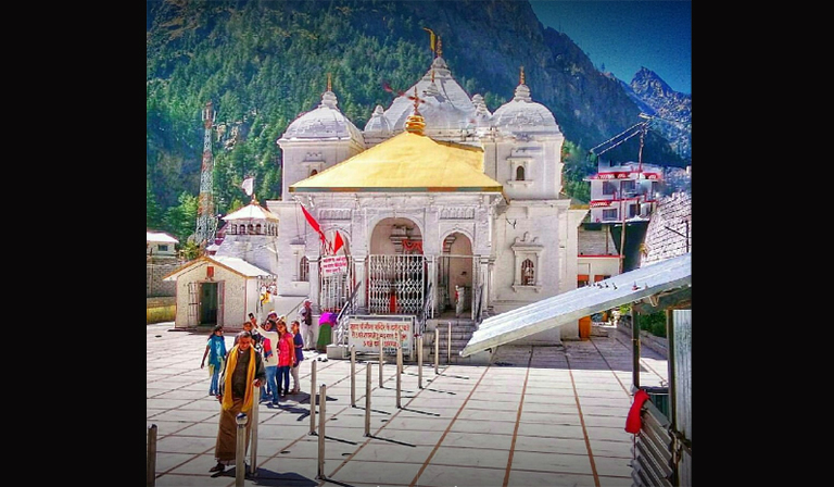 How to Reach Gangotri