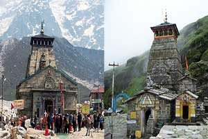 Kedarnath and Tungnath Package