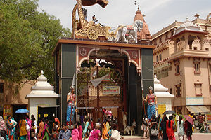 Mathura Vrindavan Tour Package from Delhi
