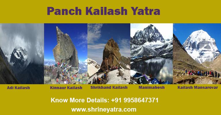 Panch Kailash Yatra