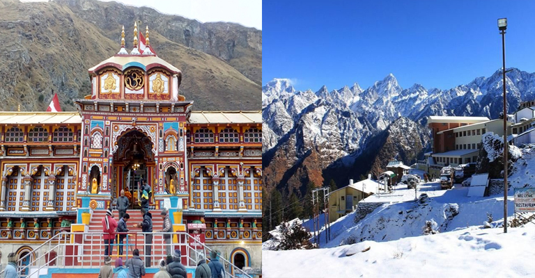 Badrinath Auli Tour Package