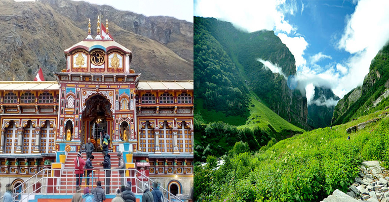 Badrinath Yatra with Valley of Flowers