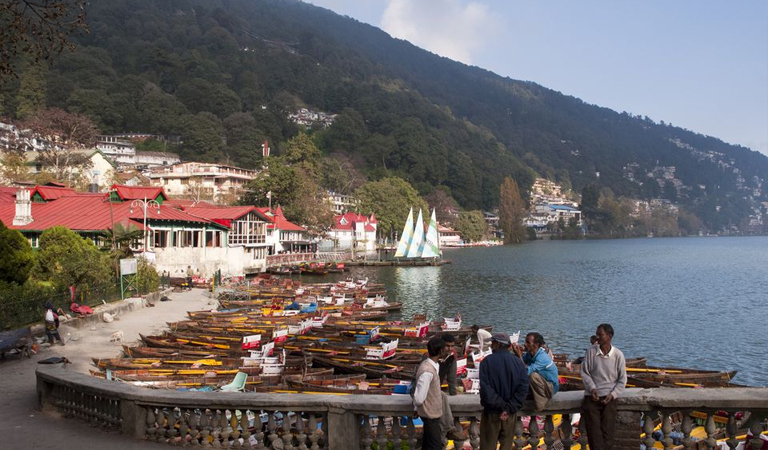 Nainital Mussoorie Tour Package