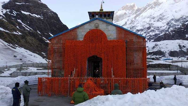 Kedarnath Story in Hindi