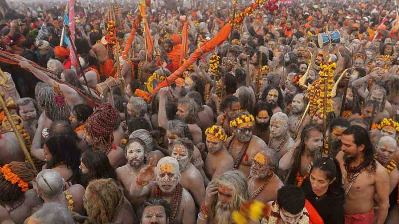 Kumbh Mela Package for Shahi Snan