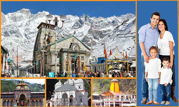 Char Dham Yatra Family Package