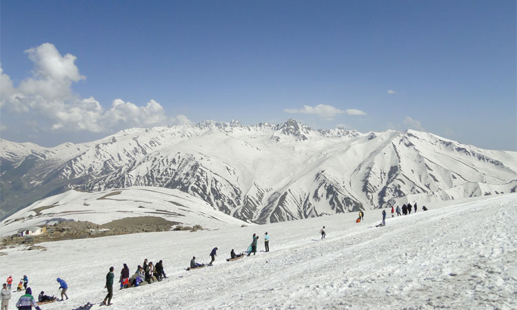 3 Days Kashmir Tour Package