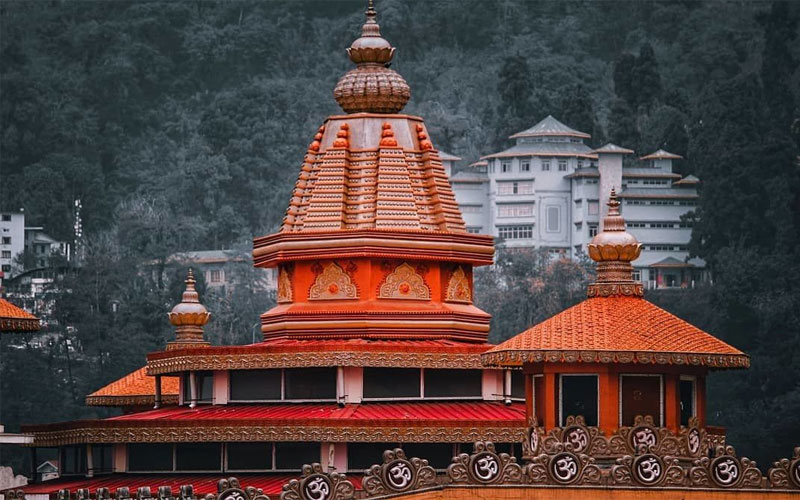 Beautiful Temples of Sikkim