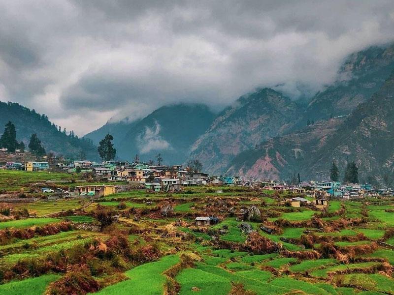 Chamoli Uttarakhand
