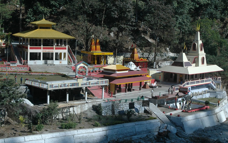 Kirateshwar Temple