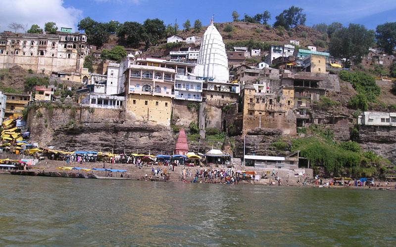 Narmada Ghat Omkareshwar