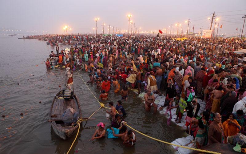 Sangam Ghat Prayagraj