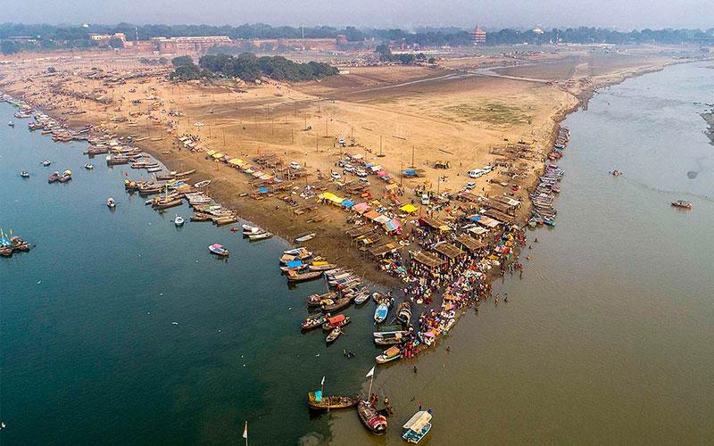 Prayagraj Sangam