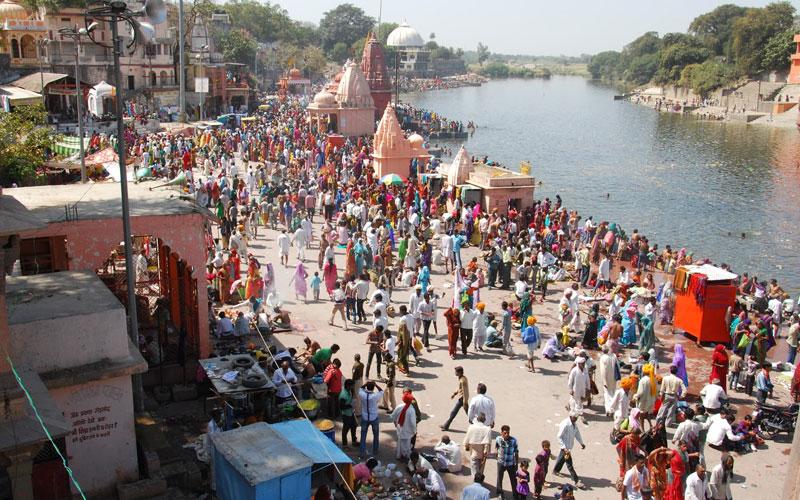 Shipra Ghat Ujjain