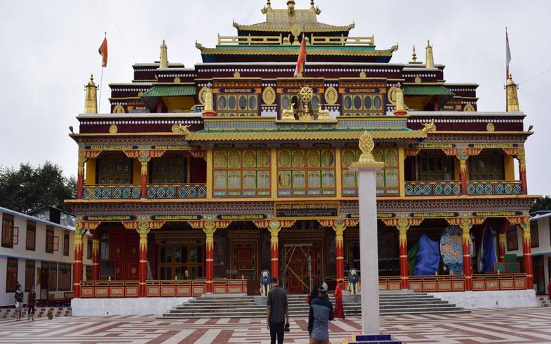 Thakurbari Temple