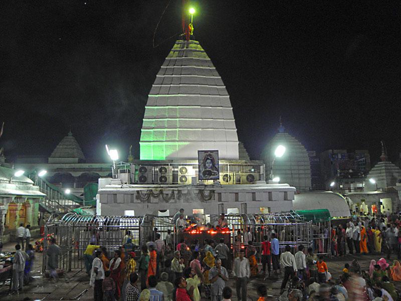 Vaidyanath Dham Deoghar