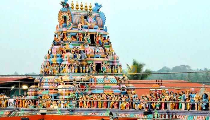 Attukal Bhagwati Temple Keral