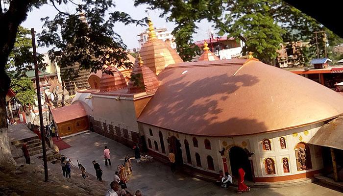 कामाख्या मंदिर, असम