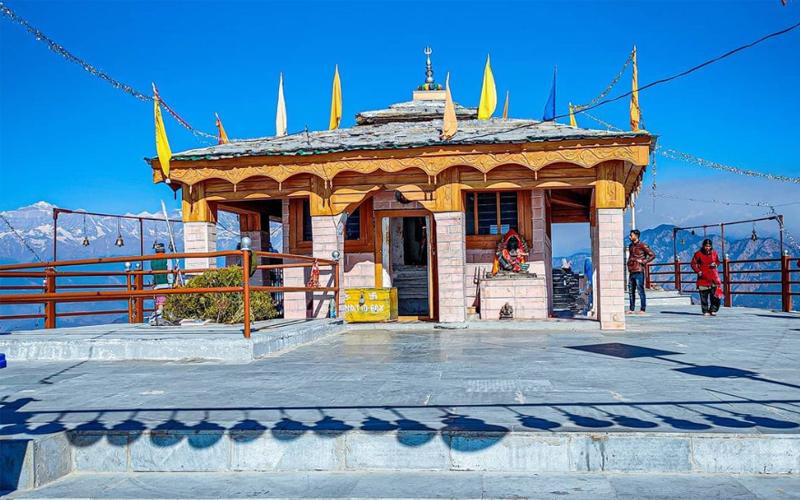 Kartik Swami Temple