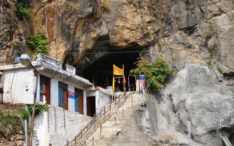 Shivkhori Cave
