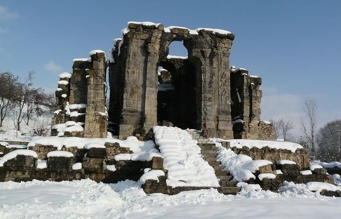 Sun Temple Kashmir
