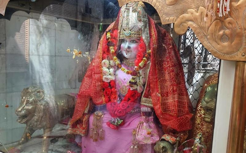 5 Devi Darshan