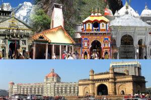 Char Dham Yatra from Mumbai