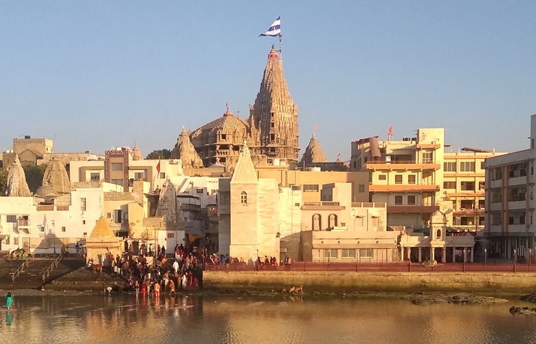 Dwarka Somnath Tour Package from Rajkot