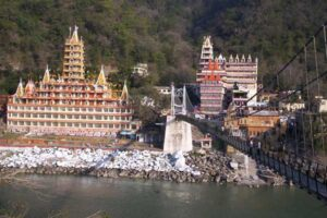 Golden Triangle Tour Package with Haridwar Rishikesh